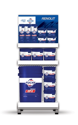 Fuchs Renolit Grease Stand