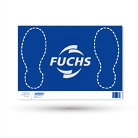 Fuchs Disposable Floor Mats - Pack of 50