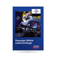 FUCHS Passenger Vehicle Lubricant Range Catalogue