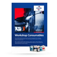 FUCHS Workshop Cleaning Products Flyer