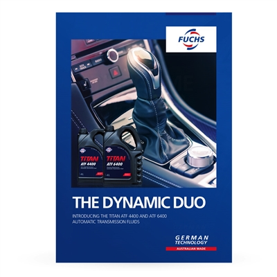 FUCHS Dynamic Duo ATF Brochure