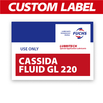 Cassida Custom Tank Labels
