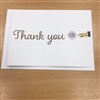 Lions Thank You Card