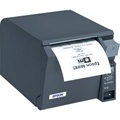 Epson TM-T70 Printer (USB, Dark Grey)