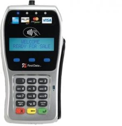 First Data FD35 Hardwired PIN PAD, Contactless, EMV