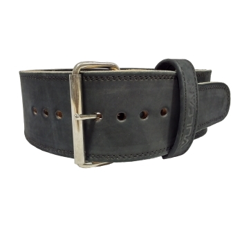 Vulcan 13mm Leather Powerlifting Belt