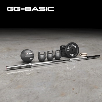 Garage Gym Basics CrossFit Equipment