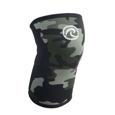 Rehband Knee Sleeve - Camo 5mm