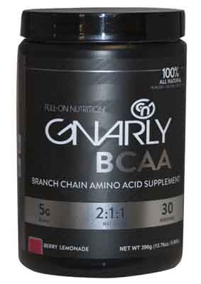Gnarly Berry Lemonade BCAAs