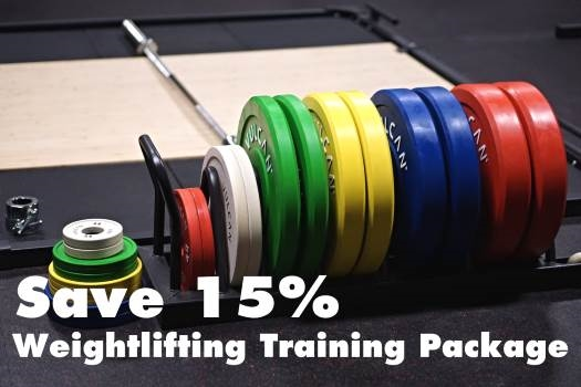 Olympic Weightlifting Training Package