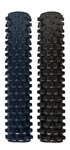Rumble Roller Black Foam Roller 31""