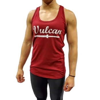 Vulcan Abused Barbell Women's Tank Top