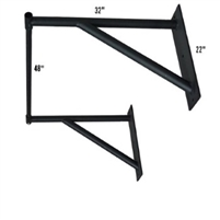 Vulcan Wall Mounted  Pull Up - Chin Up Bar