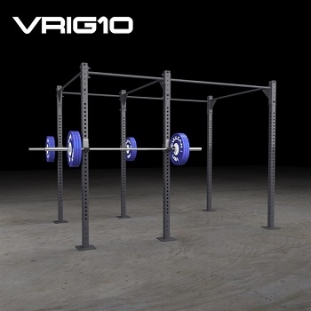 Pull Up Rig for CrossFit 10ft - Freestanding | Vulcan Strength