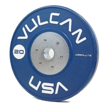 20 Kg Vulcan Absolute Competition Bumper Plate