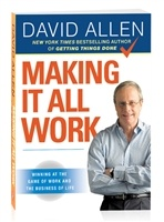 Making It All Work paperback book