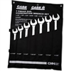 7 Pc. Large Combination Wrenches - SAE