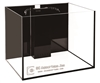 90 Gallon Starfire Cube Tank With Center Overflow 36x24x24 12mm
