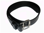 Pro Carry Leather Gun Belt