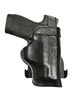 Pro Carry Paddle Leather Gun Holster