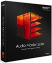 Sony Audio Master Suite:  Waveform and Spectral Editing