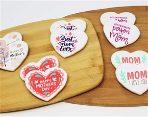 Mother's Day Gift | Wicked Good Cookies | Personalized Gifts, Gourmet Cookies, Cookie Favors, Creative Holiday Gifts, Custom Logo Cookies, and Fund Raising Cookies