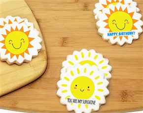 Sunny Day Sugar Cookies