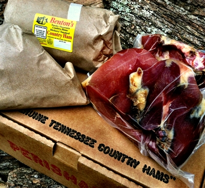 Aged Whole Country Ham Deboned & Trimmed
