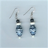 Blue Moon - Matching Earrings Kit