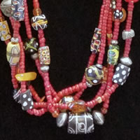 Photo of From Santa Fe to the Silk Route Treasure Necklace