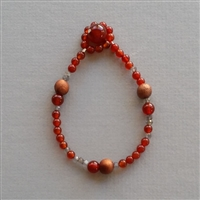Photo of Hearts Afire Bracelet Kit #2