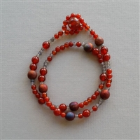 Photo of Hearts Afire Bracelet Kit #3