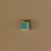 Bead-Porcelain 16mm small cube