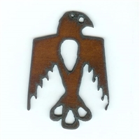Photo of the Red Mesa Thunderbird Pendant