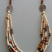 Photo of Swinging in Santa Fe Necklace Kit