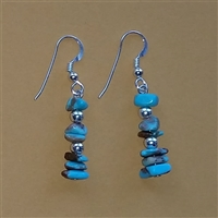 Turquoise Earrings Kit