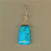 Kingman, Arizona Trapezoidal Shape Pendant