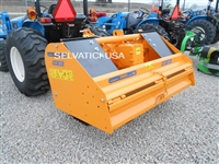 "3-Point Spading Machine, Spader: Model N1656, 65"", 14"" Depth: Makes Soils Permeable, Healthy! 1 Pass Multi-Function Soil Conditioner, Preperator, Ripper"