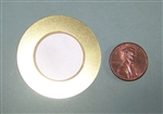 41mm Brass Piezo Disc