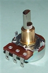 50k ohm CTS 900-630 Series Audio Taper Potentiometer