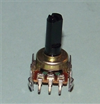 1 meg ohm Audio Taper Potentiometer Pot with PC Pins