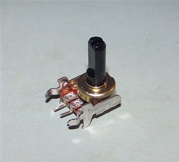 5k ohm Audio Taper Potentiometer Pot with PC Pins