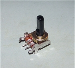 1k ohm Audio Taper Potentiometer Pot with PC Pins