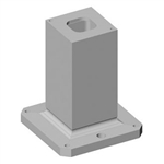 302455 Mounting Cube. Size 250x520-001 from AMF brought to you by ITBONA-MACHINETOOL.