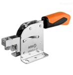 557360 Combination clamp. Size 1, orange