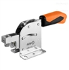 557362 Combination clamp. Size 3, orange