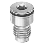74088 Threaded plug from AMF brought to you by ITBONA-MACHINETOOL.