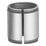78733 Centering sleeve, slotted from AMF brought to you by ITBONA-MACHINETOOL.