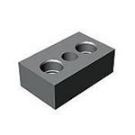 79244 Spacer plate with positioning from AMF brought to you by ITBONA-MACHINETOOL.