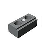88823 Support-stop block, double-sided